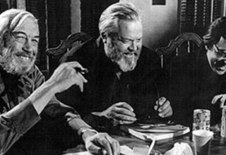 Risultati immagini per welles the other side of the wind